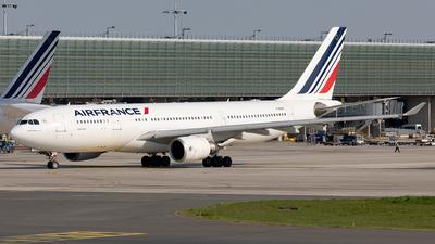 F-GZCC - Airbus A330-203 - Air France