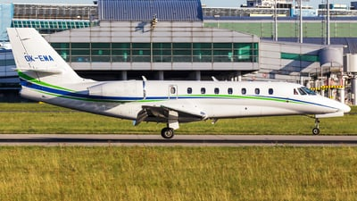 OK-EMA - Cessna 680 Citation Sovereign - SmartWings