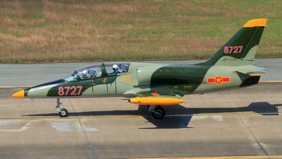 8727 - Aero L-39 Albatros - Vietnam - Air Force