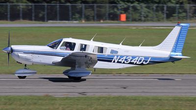 N434DJ - Piper PA-32-301 Saratoga - Private