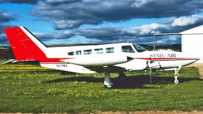 VH-TWX - Cessna 402B - Private