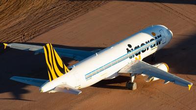 VH-VND - Airbus A320-232 - Tigerair Australia