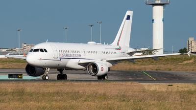 MM62209 - Airbus A319-115X(CJ) - Italy - Air Force
