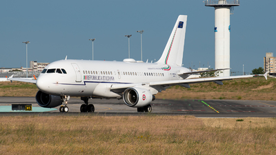 A picture of MM62209 - Airbus A319115(CJ) -  - © Aaron Vancoillie