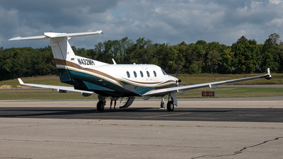 N432MH - Pilatus PC-12/45 - Private