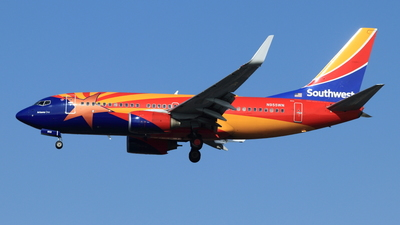 N955WN - Boeing 737-7H4 - Southwest Airlines