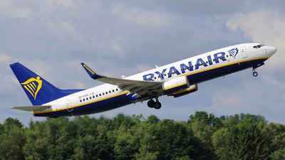 EI-DWB - Boeing 737-8AS - Ryanair