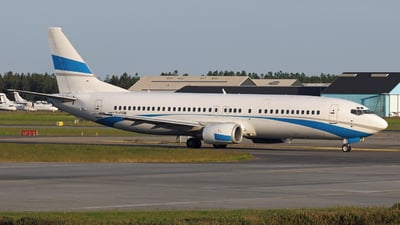 LZ-CGW - Boeing 737-46J - Astra Airlines