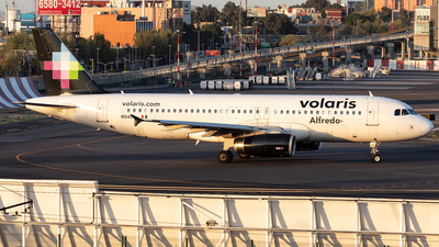 A picture of N514VL - Airbus A320233 - Volaris - © Felipe Garcia