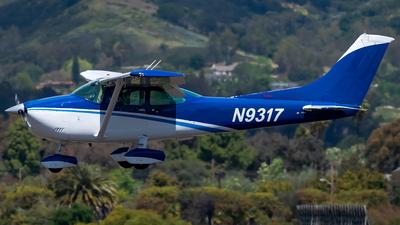 N9317 - Cessna 182Q Skylane - Private