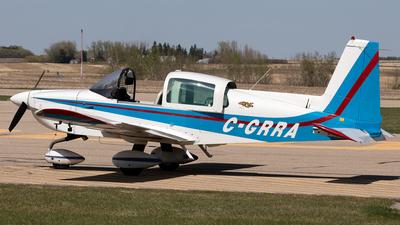 C-GRRA - Grumman American AA-5B Tiger - Private
