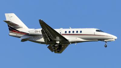 CS-LTD - Cessna Citation Latitude - NetJets Europe