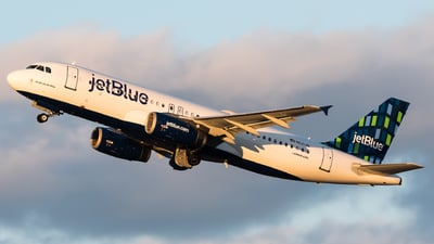 N621JB - Airbus A320-232 - jetBlue Airways