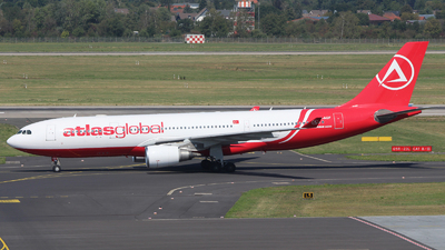 TC-AGF - Airbus A330-203 - AtlasGlobal
