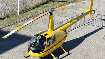 SP-SVV - Robinson R44 Raven II - Salt Aviation
