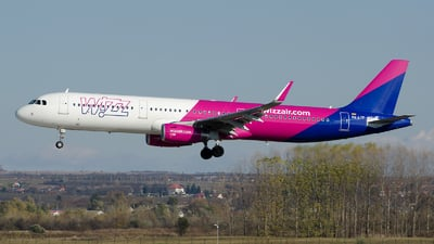 HA-LTF - Airbus A321-231 - Wizz Air