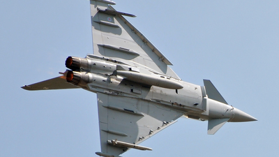 ZK344 - Eurofighter Typhoon FGR.4 - United Kingdom - Royal Air Force (RAF)