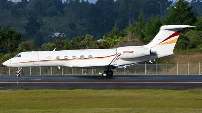 N888HE - Gulfstream G-V - Private