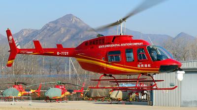 B-7721 - Bell 206L-4 Long Ranger IV - State Grid General Aviation Company
