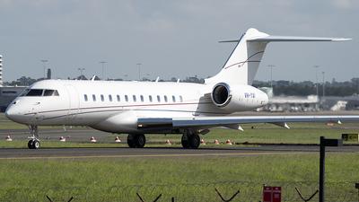 VH-YAI - Bombardier BD-700-1A10 Global 6000 - ExecuJet Aviation
