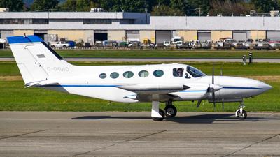 C-GGHO - Cessna 421B Golden Eagle - Nautilus Aviation