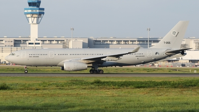 A picture of T055 - Airbus A330243MRTT -  - © André Klöckner