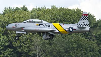 N933GC - Canadair CT-133 Silver Star - Private