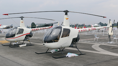 B-70HL - Robinson R22 Beta II - Sichuan Tuofeng General Avation