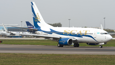UP-B3725 - Boeing 737-7GL - Scat Air Company