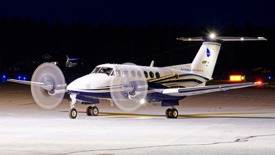 SE-MAZ - Beechcraft B200 Super King Air - Babcock Scandinavian AirAmbulance