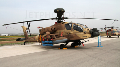 789 - Boeing AH-64D Saraf - Israel - Air Force