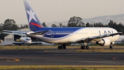 CC-CDM - Boeing 767-352(ER) - LAN Airlines
