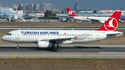 TC-JAI - Airbus A320-232 - Turkish Airlines
