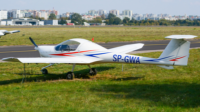 SP-GWA - Diamond DA-20 - Goldwings Flight Academy