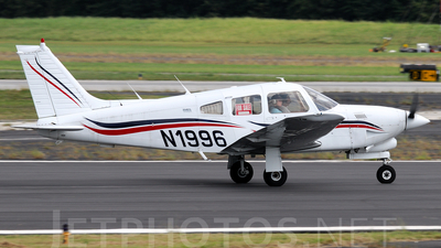 N1996 - Piper PA-28R-201T Turbo Cherokee Arrow III - Private