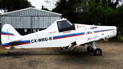 CX-WRG-R - Piper PA-25-260 Pawnee C - Private