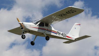 PH-4Q5 - Tecnam P92 Echo Light - Private