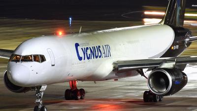 EC-FTR - Boeing 757-256(PCF) - Cygnus Air