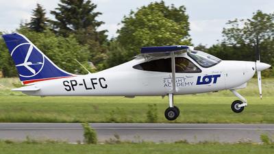SP-LFC - Tecnam P2008JC - LOT Flight Academy
