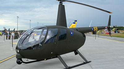66 - Robinson R44 Clipper - Estonia - Air Force