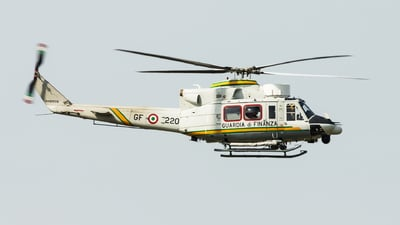 MM81508 - Agusta-Bell AB-412HP - Italy - Guardia di Finanza