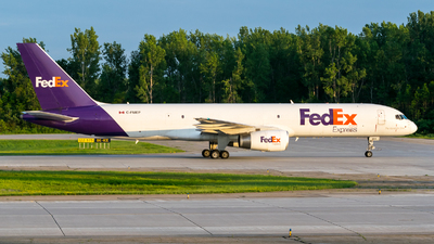 C-FMEP - Boeing 757-2B7(SF) - Fedex (Morningstar Air Express)