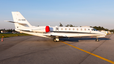 OO-SXX - Cessna 680 Citation Sovereign - Air Service Liège (ASL)