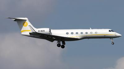 B-8125 - Gulfstream G550 - Private