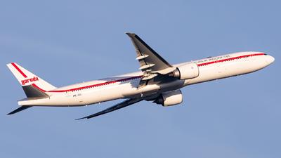 A picture of PKGIG - Boeing 7773U3(ER) - Garuda Indonesia - © Sweet Potato