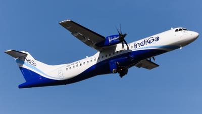 VT-IXS - ATR 72-212A(600) - IndiGo Airlines