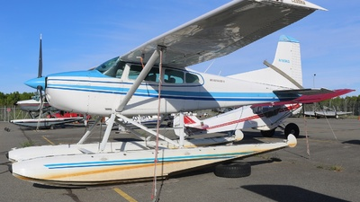 N185KG - Cessna A185F Skywagon - Private