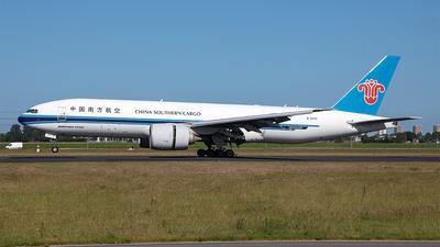 B-2075 - Boeing 777-F1B - China Southern Cargo