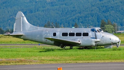N4913V - De Havilland DH-104 Dove - Private