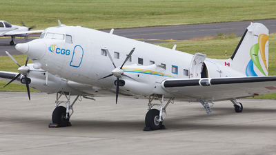 C-GGSU - Basler BT-67 - CGG Aviation
